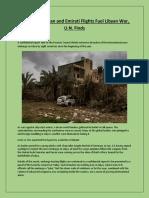 MBZ UAE - UAE Libya - Mohammed Bin Zayed Libya War Crimes - MbZ