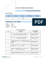 1819 Level I French (Low) Exam Related Materials T3 Wk9.pdf