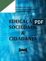 EDUCAÇÃO, SOCIEDADE E CIDADANIA