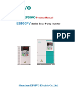 ES500PV_solar_pump_inverter_manual_M1.3
