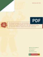 A Preservação do Patrimônio Documental  através da produção de instrumentos de pesquisa arquivísticos e da implementação de respositório arquivísticos digitais.pdf