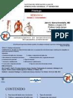 Fisiología ósea y muscular