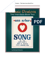 Classic Posters Interview Book Two