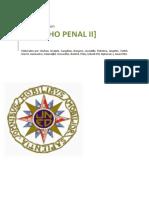 Apuntes de Penal II Grupo