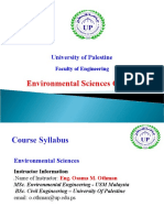 Lec1_Understanding our Environment