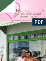 Love Month Brochure 2011