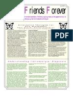 July Fibromyalgia Newsletter 2