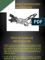 TIPOS DE CHASIS DE MOTOCICLETAS