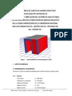 MEMORIA CALCULO - CUARTO DE VIGILANCIA - PROYECTO UNSLG - ICA - 31-12-2018.pdf