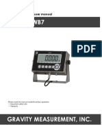 SWB7 User and Service Manual_V121