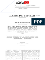 Progetto Legge Anti-pm