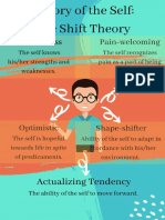theory of the self