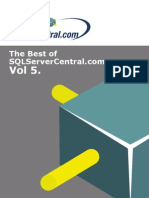 TheBestofSQLServerCentral Vol5 eBook