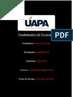 Fundamentos de Economia-Tarea #5