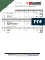 i.4. Presupuesto Desagregado de costo supervicion ISLANDIA