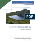PROYECTO MINERO CONGA - LLANOS MAMANI, MAYRA