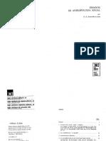 Evans-Prtichard - Antropología social, pasado y presente.pdf
