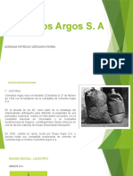 Cementos Argos S