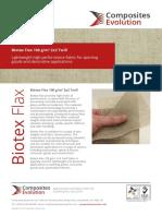 Biotex-Flax-100-gsm-2x2-Twill-A4-Datasheet
