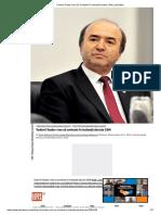 Tudorel Toader Vrea Să Conteste în Instanță Decizia CSM _ Libertatea