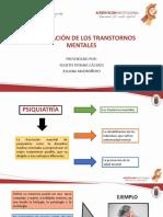 CLASIFICACIÓN DE LOS TRANSTORNOS MENTALES .pdf