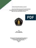 Laporan PKL_Nisa Tazkiyah