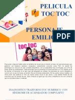TOC TOC EMILIO