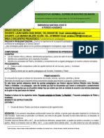 2. FUNDAMENTACION 10 - III PERIODO 2020