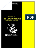 Cobertes de The Long Goodbye de Raymond Chandler