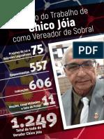 Trabalhos Do Vereador Chico Jóia - 13-08-2020