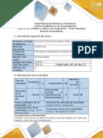 Guia de actividades y rubrica de evaluación-Final-Rastrear fuentes secundarias