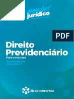 Direito Previdenciário 2020