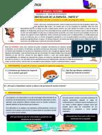 Guía Estudiante - 5° Secundaria Tutoría