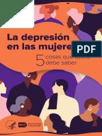 la depresión en mujeres