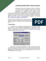 8. Introduction au logiciel de simulation HYSYS _ calcul d'une colonne de distillation.
