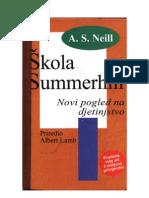 Alexander Sutherland Neill - Skola Summerhill