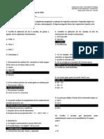parcial II - elementos I - primer semestre 2020