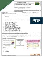 PLAN DE MEJORAMIENTO_MATEMATICAS GRADO 7-6