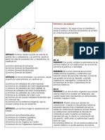 Guía 1. Punto 3.3.5. Folleto ley general de archivos