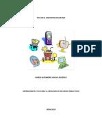 EVIDENCIA TRABAJO EDUCATIVO - TICS EN EL CONTEXTO EDUCATIVO
