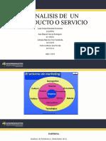 ANALISIS DE  UN PRODUCTO O SERVICIO.pptx