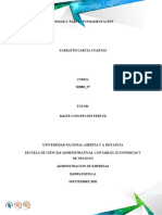 UNIDAD 1 Generalidades de la Planeación Estratégica