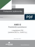 AMD-S Podrecznik uzytkownika