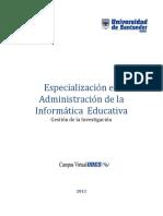 Gestion de la Investigacion.pdf