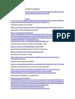 Links de documentos