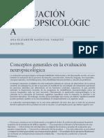 Evaluación Neuropsicológica Clase 7ma.
