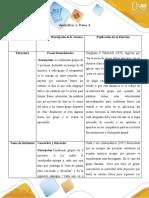 Paso 4 - Apéndice 1- Tabla de Técnicas