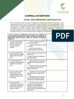 CUADERNILLO DE TRABAJO DE COMPETENCIAS (MENTORIAS)