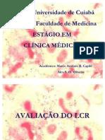 LCR + Meningite
