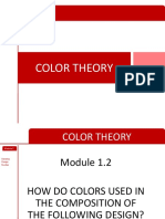VGD Module 1.2 Color Theory